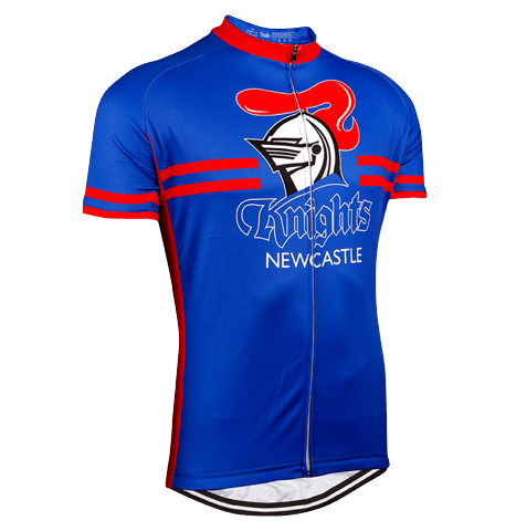 Newcastle Knights NRL Licensed Short Sleeve Jersey
