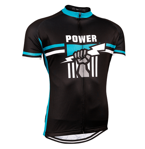 Port Adelaide Power AFL Licensed Short Sleeve Jersey