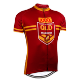 Queensland Maroons State of Origin NRL Licensed Short Sleeve Jersey