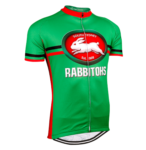 South Sydney Rabbitohs NRL Licensed Short Sleeve Jersey