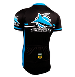 Cronulla Sharks NRL Licensed Short Sleeve Jersey