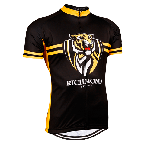 Richmond AFL Licensed Short Sleeve Jersey