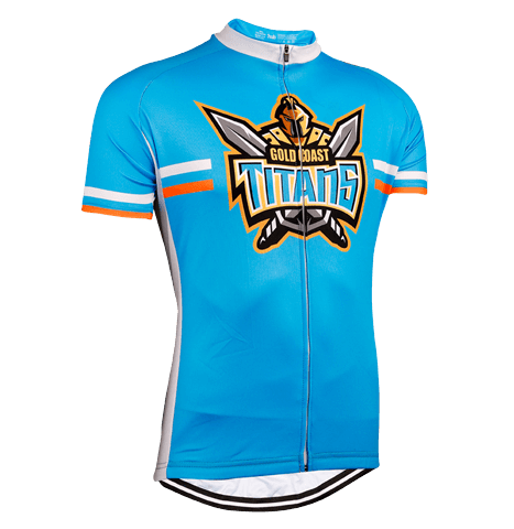 Gold Coast Titans NRL Licensed Short Sleeve Jersey
