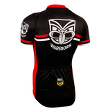 NZ Warriors NRL Licensed Short Sleeve Jersey
