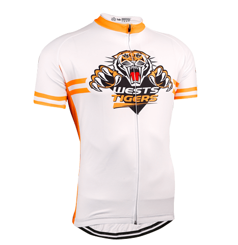 Wests Tigers NRL Licensed Short Sleeve Jersey