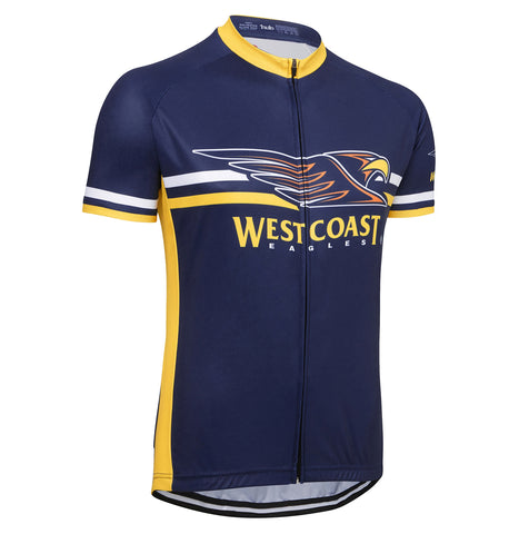 West Coast Eagles AFL Licensed Short Sleeve Jersey