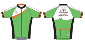 Macedon Ranges Cycling Club - SHORT SLEEVE JERSEY - EVENT FIT