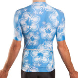 HUB Elite Short Sleeve Jersey - Hawaiian Sky
