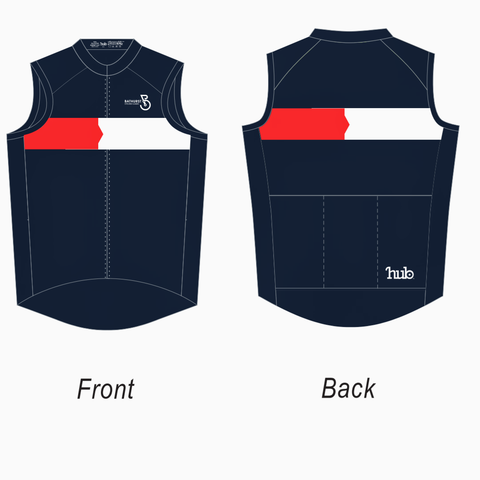 Bathurst Cycling Classic 2018 Gilet - Men's and Women's Specific