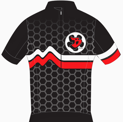 B Team Custom SS Elite Jersey - Men's