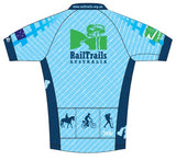 Rail Trails short sleeve jersey - Women's