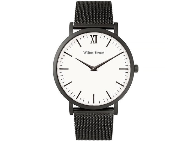 William Strouch Watch - CLASSIC SPACE GREY