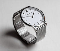 William Strouch Watch - CLASSIC SILVER