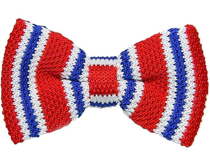 Bow Tie - Knit Bow Tie Norway