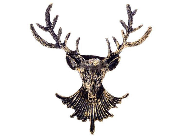 Lapel Pin - Deer Pin ANTIQUE