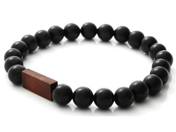 Liel and lentz Bracelet - ONYX WOOD