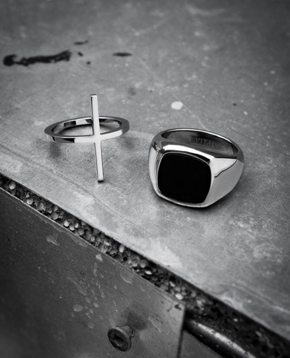 Rings - DASH X STAINLESS STEEL