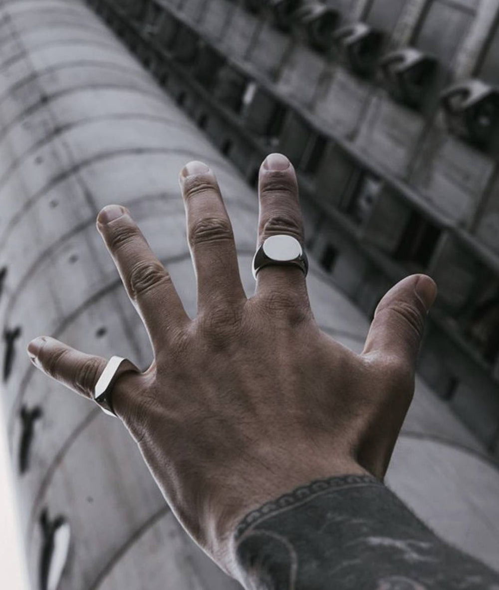 Rings - REY X STAINLESS STEEL