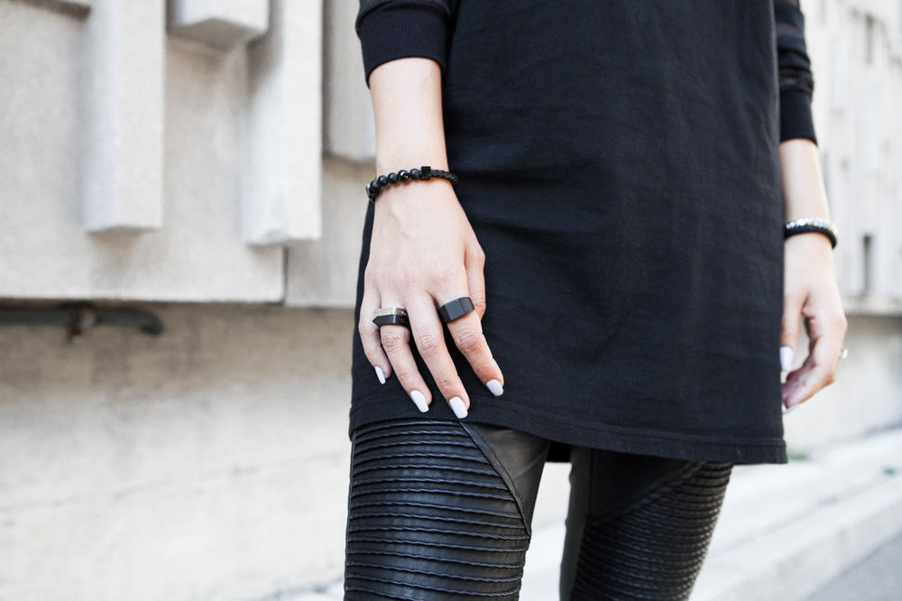 Vitaly Design Rings - LOURD X MATTE BLACK