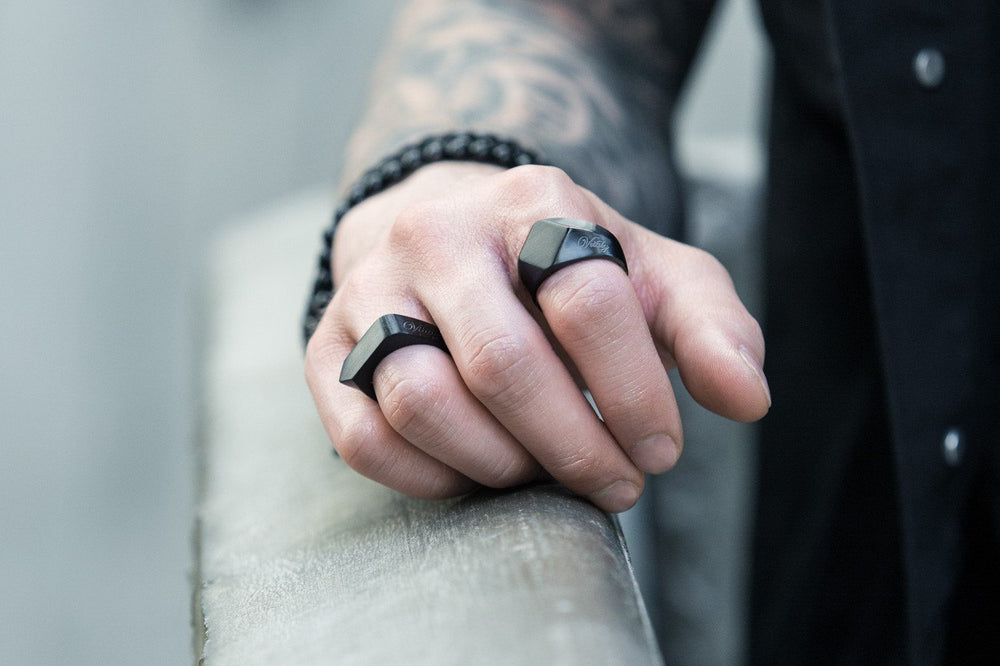 Vitaly Design Rings - ODAK X MATTE BLACK