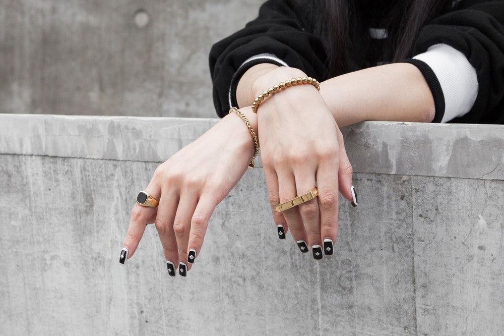 Vitaly Design Rings - VAURUS X GOLD