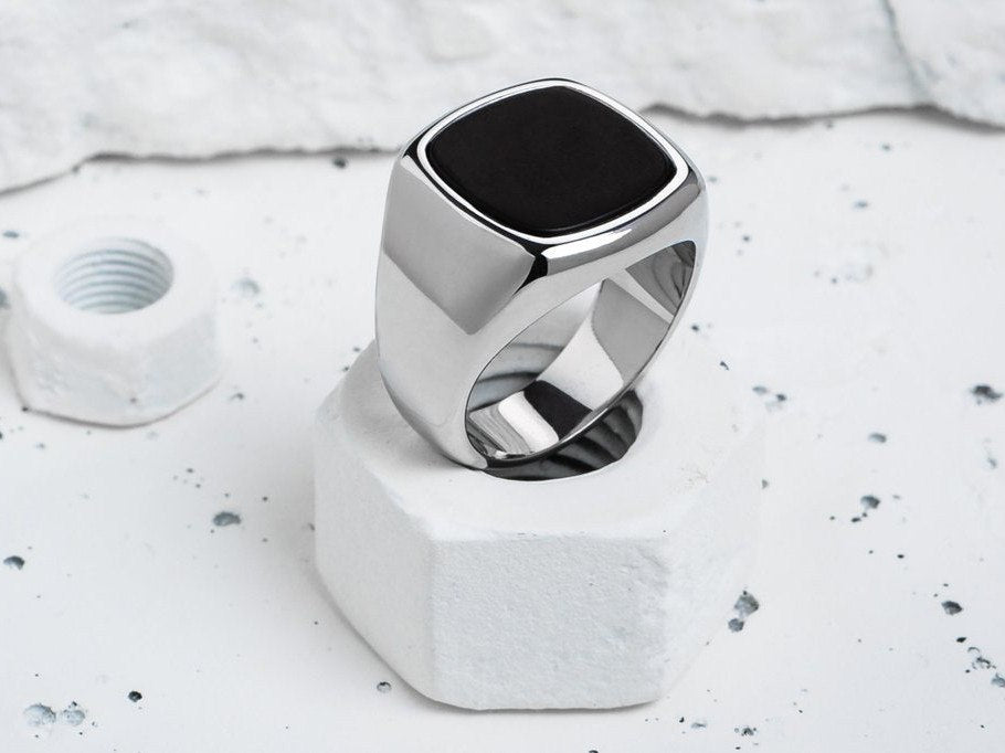 Vitaly Design Rings - VAURUS X STAINLESS STEEL