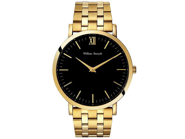 Watch - CLASSIC GOLD AND BLACK WATCH