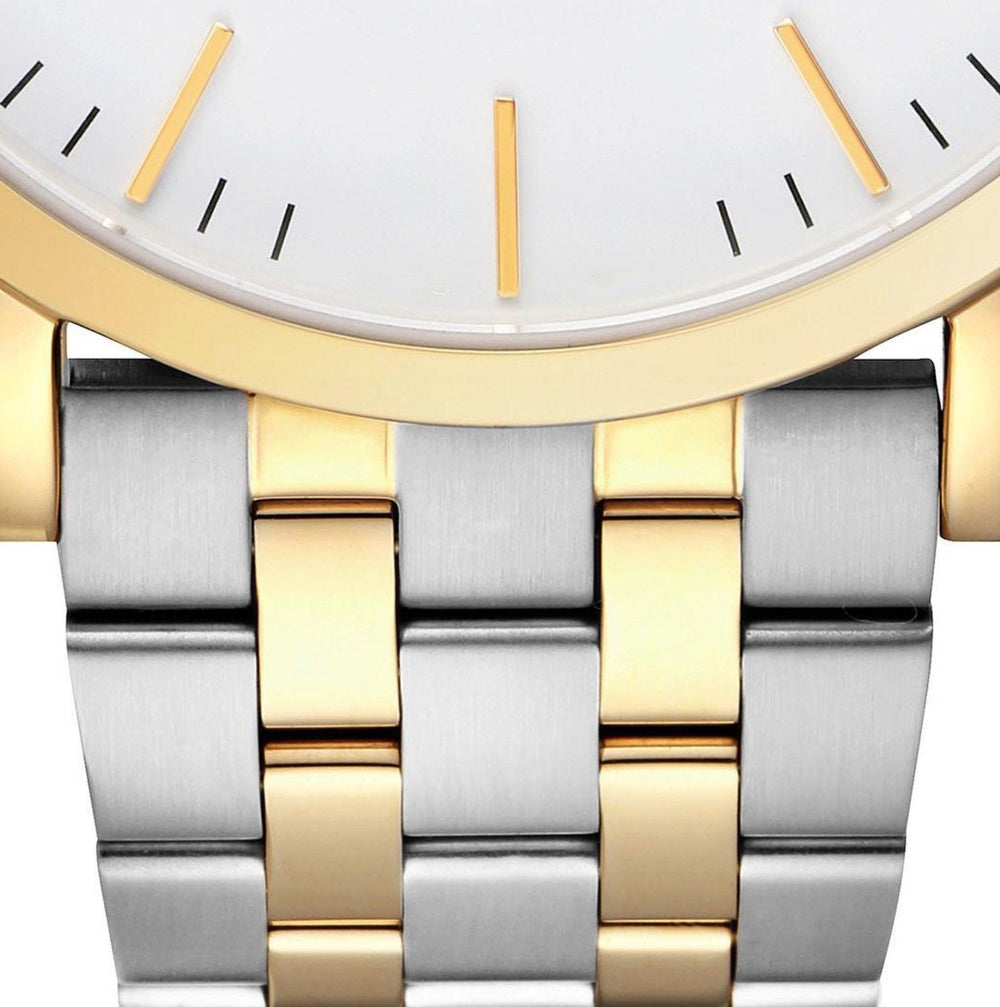 Watch - CLASSIC GOLD AND SILVER WATCH