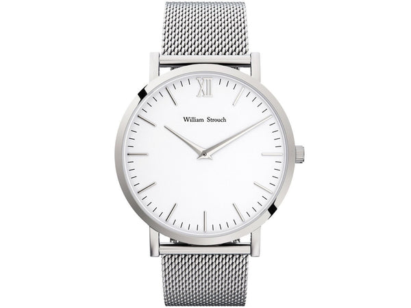 Watch - CLASSIC SILVER