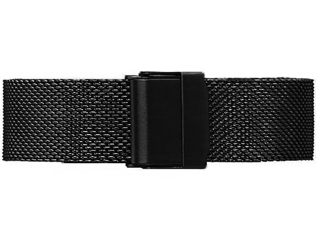 Watch Strap - CLASSIC BLACK METAL STRAP