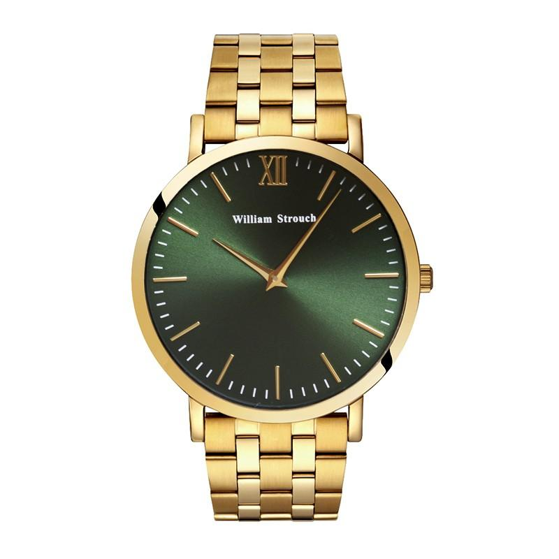 Watch Strap - CLASSIC LINKED GOLD STRAP