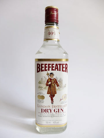 Beefeater London Dry Gin - 1990s (40%, 70cl)