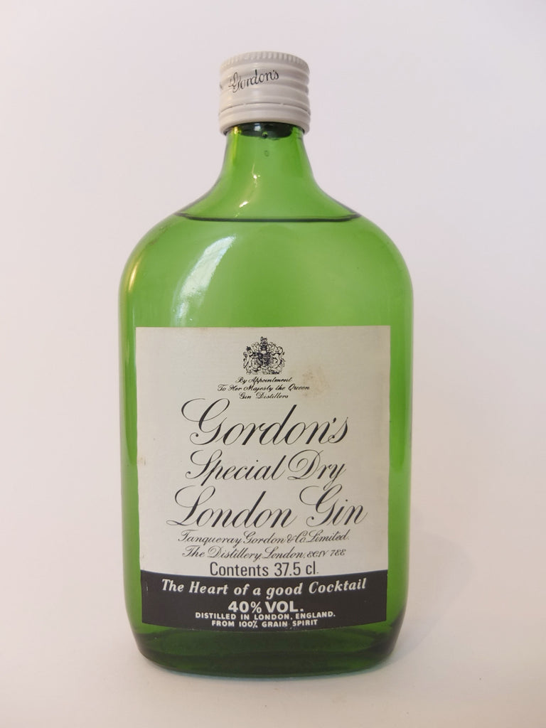 Gordon's Special Dry London Gin - 1980s (40%, 37.5cl)