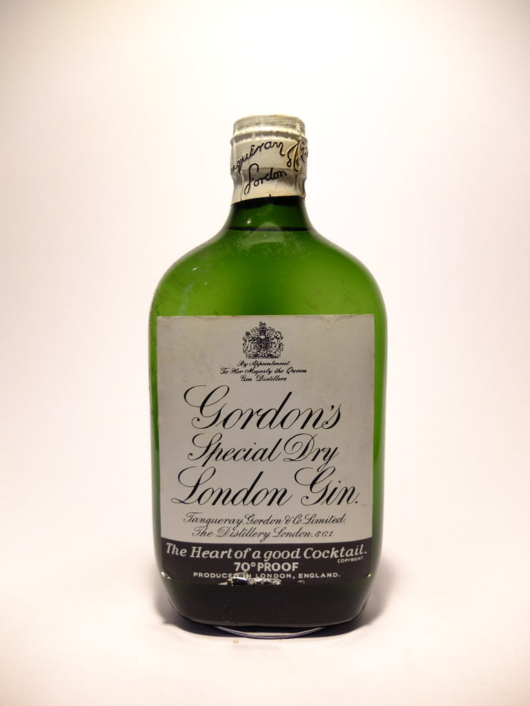 Gordon's Special Dry London Gin - 1950s (40%, 37.5cl)