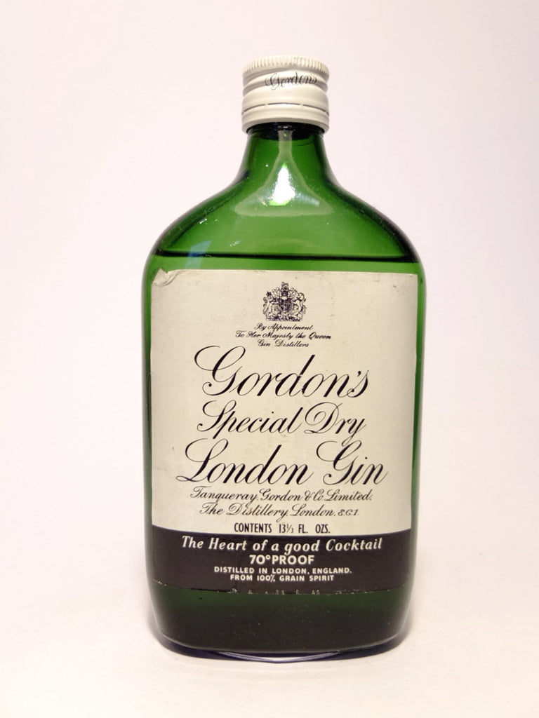 Gordon's Special Dry London Gin - 1960s (40%, 37.5cl)