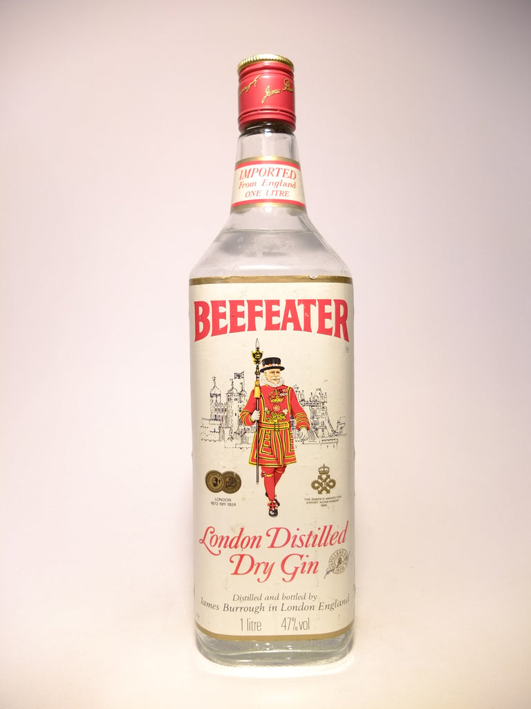 Beefeater London Distilled Dry Gin - (47%, 100cl)