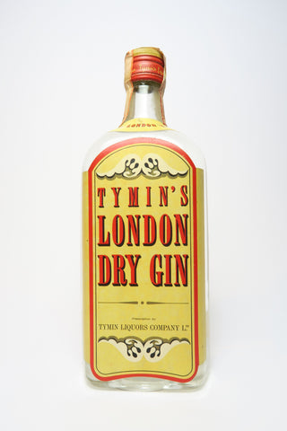 Tymin's London Dry Gin - 1960s (45%, 75cl)