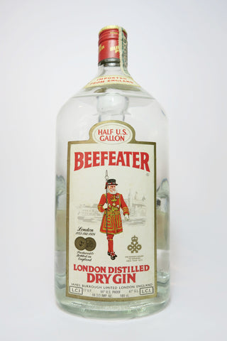 Beefeater London Distilled Dry Gin - 1970s (47%, 189cl)