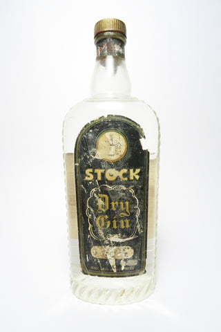 Stock Dry Gin - 1949-59 (45%, 75cl)