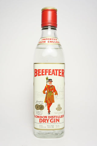 Beefeater London Dry Gin - c. 1976 (47%, 37.5cl)