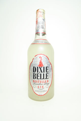 Continental Distilling's Dixie Belle London Dry Gin - pre-1964, (45%, 75.7cl)