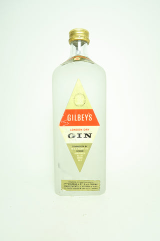 Gilbey's London Dry Gin - 1949-59, (46.2%, 75cl)