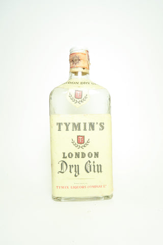 Tymins London Dry Gin - 1950s (45%, 75cl)