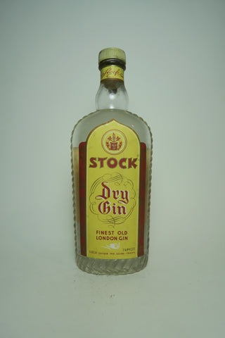 Stock Finest Old London Dry Gin - 1949-59 (45%, 75cl)