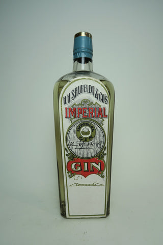 H. H. Shufeldt & Co.'s Imperial Gin - pre-1906 (ABV Not Stated, 94.6cl)