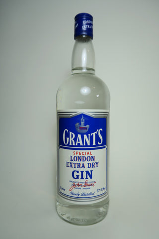 John Grant's Special London Extra Dry Gin - 1990s (37.5%, 100cl)