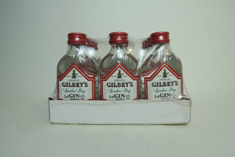 Gilbey's London Dry Gin - 1970s (43%, 60cl)