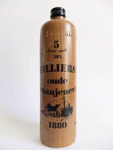 Fillers' Oude Graanjenever 1880 - 1970s  (38%, 75cl)