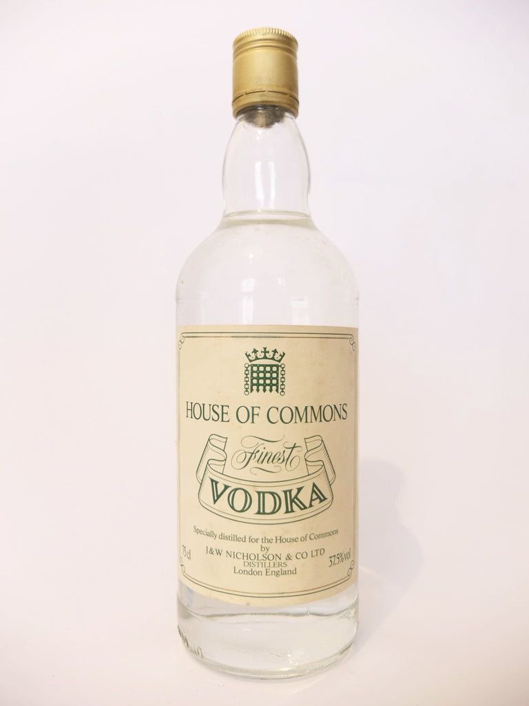House of Commons Vodka - 1980s (37.5, 75cl)