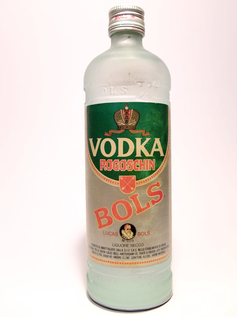 Bols Vodka Rogoschin - 1970s	 (32%, 70cl)